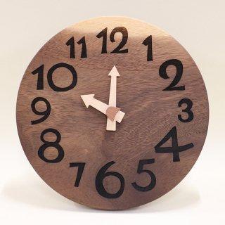 <span class='ic01'>NEW</span>木の時計「DECCA(デッカ)」 モンキーポッド クォーツ clock-d-47-monki