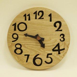 <span class='ic01'>NEW</span>木の時計「DECCA(デッカ)」 栗(くり) クォーツ clock-d-10-kuri
