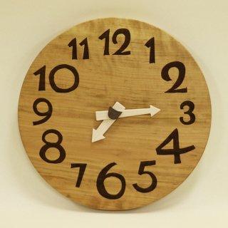 <span class='ic01'>NEW</span>木の時計「DECCA(デッカ)」 桜(さくら) クォーツ clock-d-07-sakura
