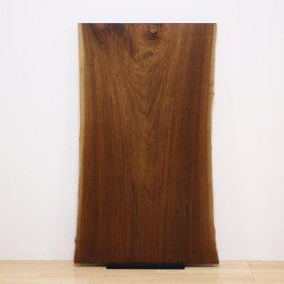 <span class='ic02'>設置無料</span>一枚板 ブラックウォルナット <ウレタン塗装> ita-15757-walnut 【特別御奉仕品】
