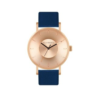 VOLARE IRIS 2016 VO16IR023W 36MM ROSE GOLD / BLUE