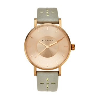 MISS VOLARE VO17IR030W ROSE GOLD GREY/LIME