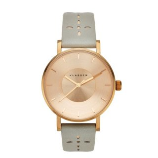 MISS VOLARE VO17IR031W ROSE GOLD GREY/POWDER