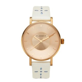 MISS VOLARE VO17IR033W ROSE GOLD LIGHT GREY/BABY BLUE
