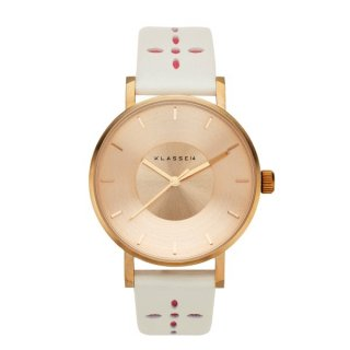 MISS VOLARE VO17IR029W ROSE GOLD LIGHT GREY/MAGENTA