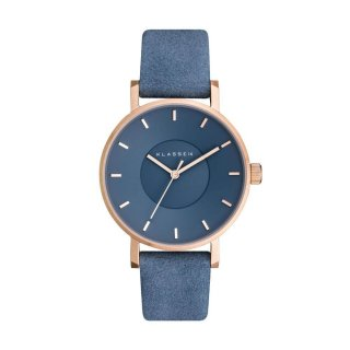 MISS VOLARE VO17MV003W ROSE GOLD ADRIATIC BLUE 36MM