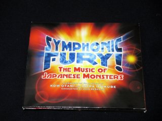 <img class='new_mark_img1' src='//img.shop-pro.jp/img/new/icons2.gif' style='border:none;display:inline;margin:0px;padding:0px;width:auto;' />SYMPHONIC FURY! THE MUSIC OF JAPANESE MONSTERS
