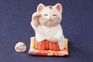 福々招き猫 みこ猫(大)