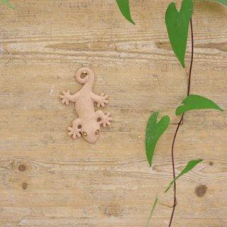 【チビ】家守さま壁飾り(赤 尾巻)