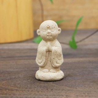陶器の福地蔵さま (小シロ)