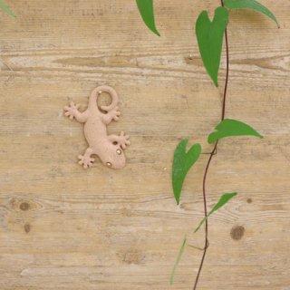 【チビ】家守さま壁飾り(白 尾直)