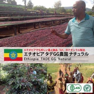エチオピア  G1  タデGG農園  ナチュラル