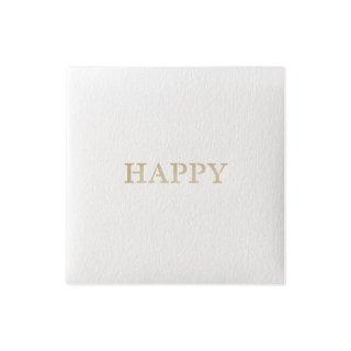 ふたえ カード きり HAPPY (カ-FTK5)