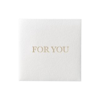 ふたえ カード きり FOR YOU (カ-FTK6)