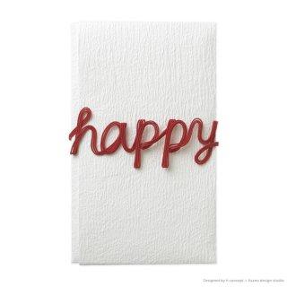 【送料無料】こち金封 Happy (KC-HAPPY)