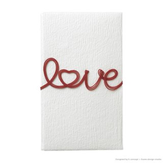 【送料無料】こち金封 Love (KC-LOVE)