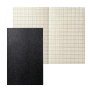 THE BASIC A5ノート グリッド ブラック (MB-NGA5D) ★3冊ご購入につきミニ1冊プレゼント!