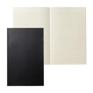 THE BASIC A5ノート ライン ブラック (MB-NLA5D) ★3冊ご購入につきミニ1冊プレゼント!
