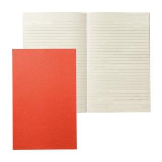 THE BASIC A5ノート ライン オレンジ (MB-NLA5DA) ★3冊ご購入につきミニ1冊プレゼント!