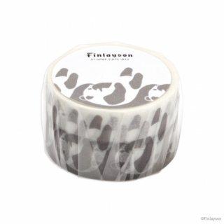 FINLAYSON マスキングテープ アヤトス グレー (MT-FL7)