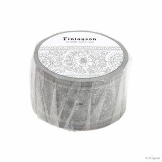 FINLAYSON マスキングテープ タイミ グレー(シルバー) (MT-FL5)
