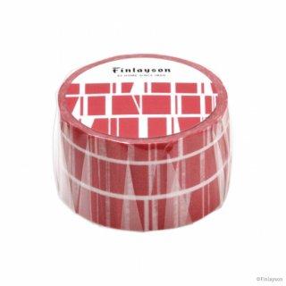 FINLAYSON マスキングテープ コロナ レッド (MT-FL2)