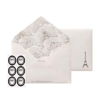 旅ねこ 洋2封筒 Paris (ヨ-CAT1)