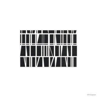 【限定数終了】FINLAYSON ミニカード コロナ ダークグレー (カ-FL101D)