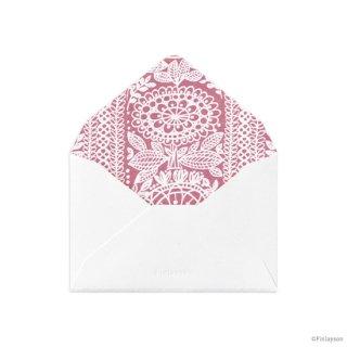 FINLAYSON 洋ミニ封筒 タイミ ピンク (ヨ-FL301P)
