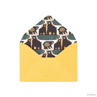 FINLAYSON 洋ミニ封筒 オッソ (ヨ-FL701)