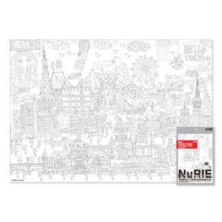 【送料半額キャンペーン中】NuRIE F TOKYO TOKIO (NU-F1)