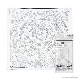 【送料半額】NuRIEcloth ANIMAL LAB (NU-C2)