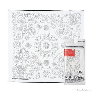 【送料半額】NuRIEcloth BOTANICAL PUNCH (NU-C4)