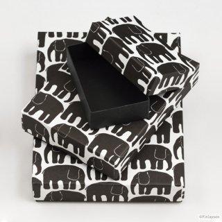 FINLAYSON BOX エレファンティ ブラック