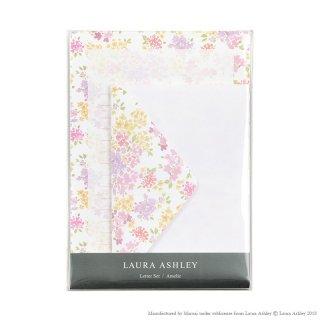 LAURA ASHLEY レターセット アメリ (レ-LA81)