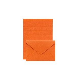 【11月9日発売】PLAIN ナノレターセット オレンジ (レ-P10DA)