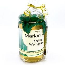 マリエンホーフ社ワインジャム<br>/白・リースリング種(370ml)