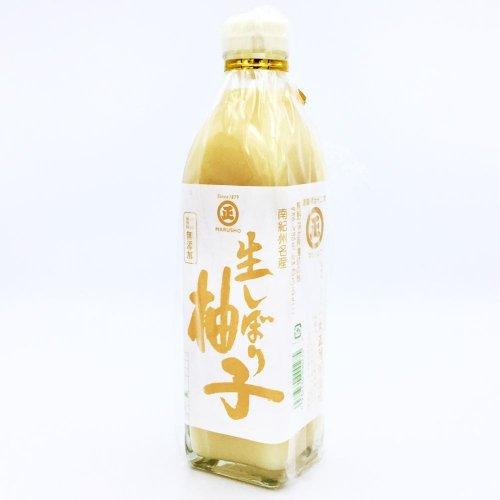 手しぼり柚子(300ml)丸正の酢
