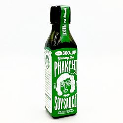 パクチー醤油