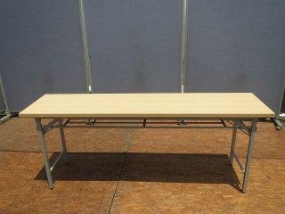ET108071 脚折りたたみテーブル(アイリスチトセ)