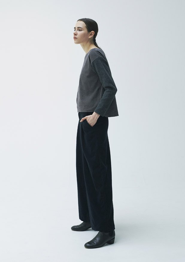 TFIN-5305 Change Sleeve TopTFBT-5303 Wide Trousers