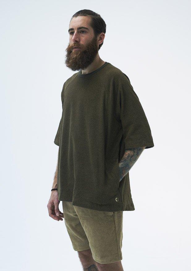 TFIN-1006 T-ShirtTFBT-1206 Bermuda Pant