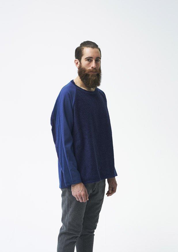TFIN-1305 4 Change Cloth Long SleeveTFBT-1303 Change Cloth Pant