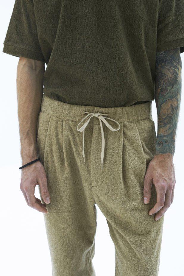 TFIN-1006 T-ShirtTFBT-1302 2 Tuck Pant