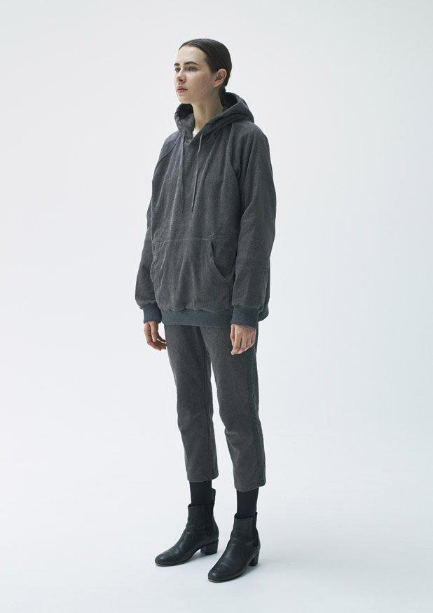 TFIN-1304 HoodieTFBT-5302 Side Stripe Trousers