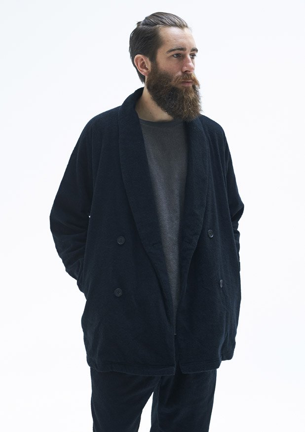 TFTP-1301 Double BreastedTFIN-1205 Raglan Sleeve T-ShirtTFBT-1303 Change Cloth Pant