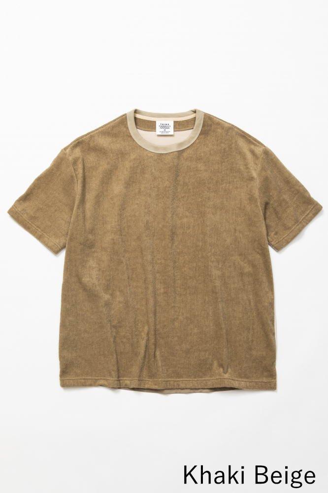 TF 5素材切り替えTシャツ ショートパイル【画像5】
