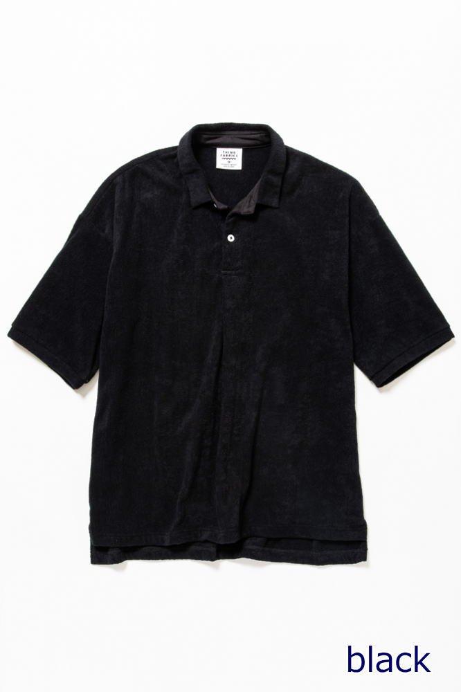 TF ポロシャツ ショートパイル