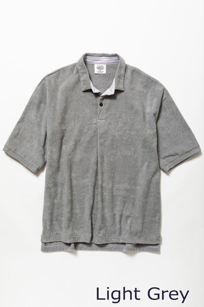 TF ポロシャツ ショートパイル【画像3】