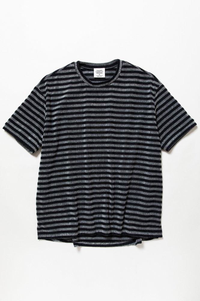 TF Tシャツ(ジャガードパイル)